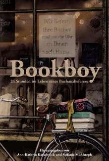 Bookboy, Buch