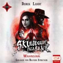 Skulduggery Pleasant-Wahnsinn, 2 MP3-CDs