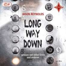 Long Way Down, MP3-CD