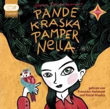 Zoran Drvenkar: Pandekraska Pampernella, MP3-CD