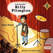 Helen Rutter: Ich heiße Billy Plimpton, CD