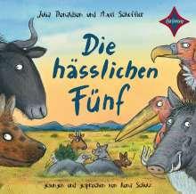 Julia Donaldson: Die hässlichen Fünf, CD