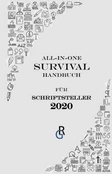 Redaktion Gröls-Verlag: All-in-One-Survival-Handbuch für Schriftsteller, Buch