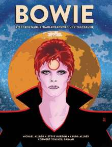 Michael Allred: Bowie, Buch