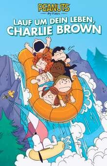 Vicki Scott: Peanuts 14: Lauf um dein Leben, Charlie Brown, Buch