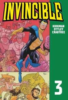 Robert Kirkman: Invincible 3, Buch