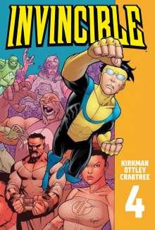 Robert Kirkman: Invincible 4, Buch
