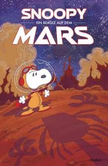 Vicki Scott: Peanuts 15: Ein Beagle auf dem Mars, Buch