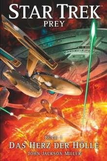 John Jackson Miller: Star Trek - Prey 1: Das Herz der Hölle, Buch