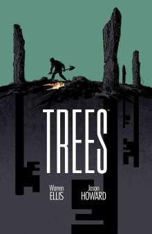 Warren Ellis: Trees 2, Buch