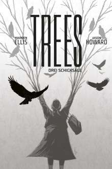 Warren Ellis: Trees 3, Buch