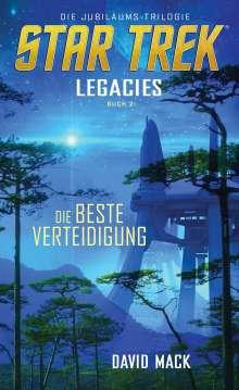 David Mack: Star Trek - Legacies 2: Die beste Verteidigung, Buch