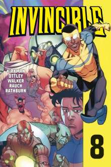 Robert Kirkman: Invincible 8, Buch