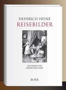 Heinrich Heine: Reisebilder, Buch