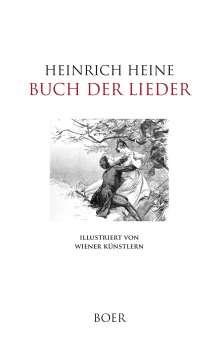 Heinrich Heine: Buch der Lieder, Buch
