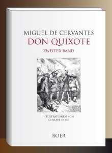 Miguel de Cervantes Saavedra: Leben und Taten des scharfsinnigen Edlen Don Quixote von la Mancha, Band 2, Buch