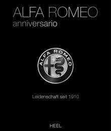 Christian Schön: Alfa Romeo Anniversario, Buch