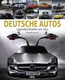 Roland Löwisch: Deutsche Autos, Buch