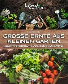 Axel Gutjahr: Große Ernte aus kleinen Gärten, Buch