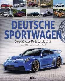 Roland Löwisch: Deutsche Sportwagen, Buch