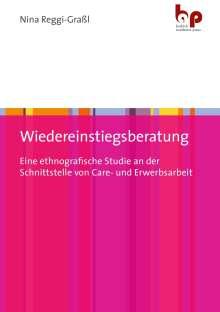 Nina Reggi-Graßl: Wiedereinstiegsberatung, Buch