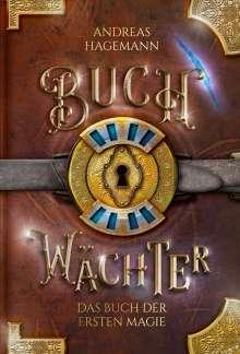 Andreas Hagemann: Buchwächter, Buch