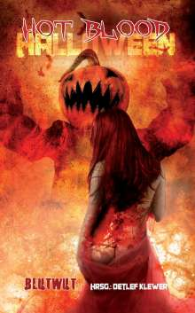 Florian Gerlach: Hot Blood Halloween, Buch
