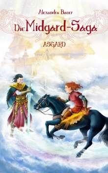 Alexandra Bauer: Die Midgard-Saga - Asgard, Buch