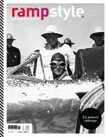 Michael Köckritz: rampstyle#18, Buch
