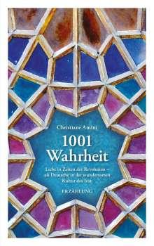 Christiane Amini: 1001 Wahrheit, Buch