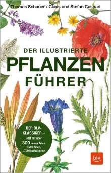 Claus Caspari: Der illustrierte Pflanzenführer, Buch