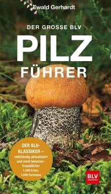 Ewald Gerhardt: Der große BLV Pilzführer, Buch