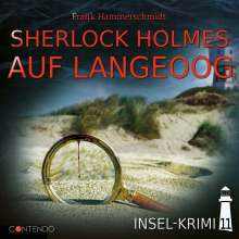 Insel-Krimi 11 - Sherlock Holmes auf Langeoog, CD