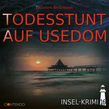 Insel-Krimi 16 - Todesstunt auf Usedom, CD