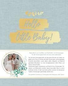 Maren Wolf: Hello little Baby!, Buch