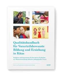 Mahdokht Ansari: Qualitätshandbuch für Vorurteilsbewusste Bildung und Erziehung in Kitas, Buch