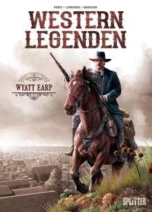 Olivier Peru: Western Legenden: Wyatt Earp, Buch