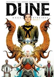 Brian Herbert: Dune: Haus Atreides (Graphic Novel). Band 1, Buch