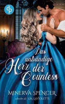 S. M. LaViolette: Das unbändige Herz der Countess, Buch