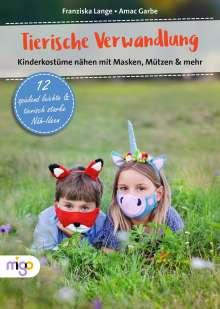 Franziska Lange: Tierische Verwandlung, Buch