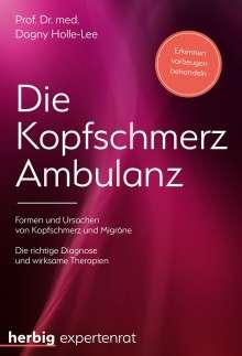 Dagny Holle-Lee: Die Kopfschmerz-Ambulanz, Buch