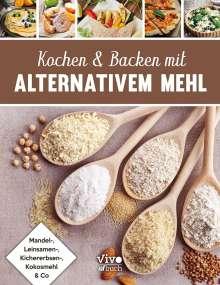 Kochen und Backen mit alternativem Mehl, Buch