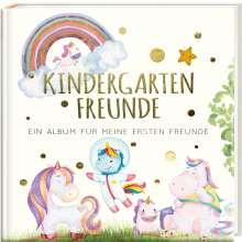 Pia Loewe: Kindergartenfreunde - EINHORN, Buch