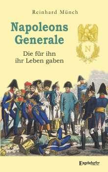Reinhard Münch: Napoleons Generale, Buch