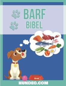 Enrico Bachmann: Barf Bibel, Buch