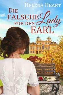 Helena Heart: Die falsche Lady für den Earl, Buch