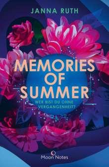Janna Ruth: Memories of Summer, Buch