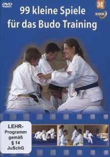 99 kleine Spiele für das Budo Training, DVD