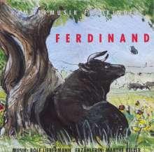 Edition Seeigel - Ferdinand (in dt. & frz.Spr.), CD