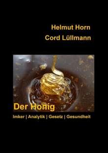 Helmut Horn: Der Honig, Buch